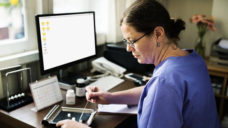 Nurse-desk